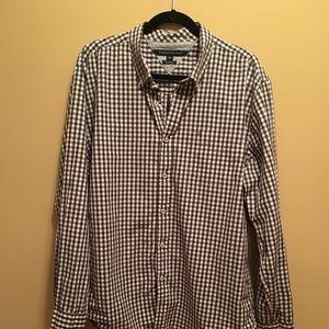 Men's Tommy Hilfiger Long Sleeve Shirt - Size XL